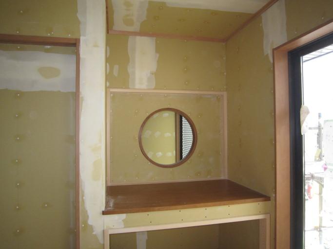 和室飾り窓