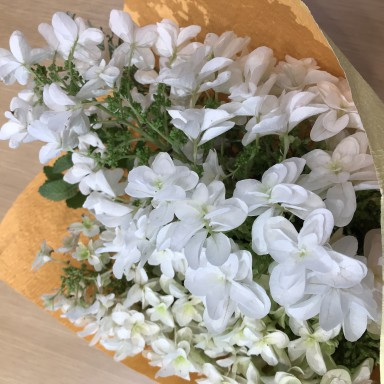 お花のお返し