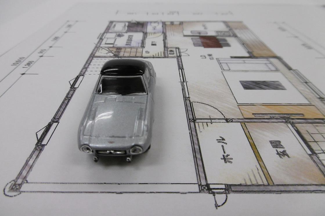 車と住む家