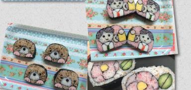 飾り巻き寿司