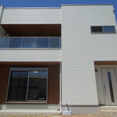 LTみよし分譲住宅の施工状況(設備機器取付、クロス貼り・クリーニング完了)
